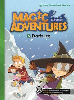 Magic Adventures 3 : Dark Ice +CD (P)