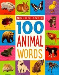 100 Animal Words (P)