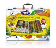 Crayola ชุดกระเป๋าสีเครโยล่า Inspiration Art Case : 04-2532