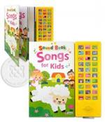 Sound Book Songs for Kids +Sound Pad (ปกแข็ง)