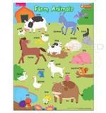 โปสเตอร์พลาสติก Farm Animals (Talking Pen)