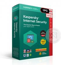 Kaspersky Internet Security 2018 1 ปี/1PC