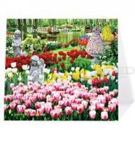 ปฏิทินตั้งโต๊ะสากล Blessing Bloom Hallmark 2563