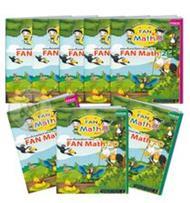 ชุดหนังสือแบบฝึกคณิตศาสตร์ FAN Math 2 เทอม 1 (Book Set)