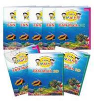 ชุดหนังสือแบบฝึกคณิตศาสตร์ FAN Math 3 เทอม 1 (ฺBook Set)