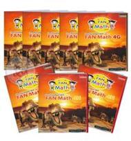ชุดหนังสือแบบฝึกคณิตศาสตร์ FAN Math 4 เทอม 2 (ฺBook Set)