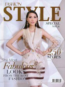 นิตยสาร Fashion Style Special Vol.6