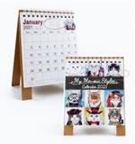 ปฏิทินตั้งโต๊ะ Mini Stand My Meow Style ปี 2564