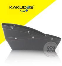 Kakudos Seat Pocket Catcher กระเป๋าเก็บของข้างเบาะรถยนต์ สีเทา