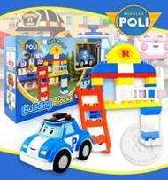 Poli Bricks Set 1 (35 pcs.)