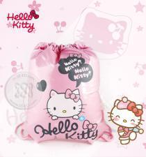 กระเป๋าเป่าลม ว่ายน้ำ 2 in 1 Kitty Heart ลาย 1