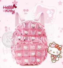 กระเป๋าเป้ทรงโค้ง Kitty Heart ขนาดเล็ก