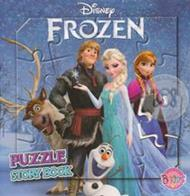 Disney Frozen Puzzle Story Book (ปกแข็ง)