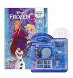 Disney Frozen Look and Find Wonderful Ice Magic +ชุดกล้องถ่ายรูปพร้อมการ์ดและสติกเกอร์