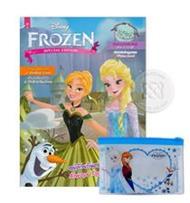 Disney Frozen Special Edition : อยู่ด้วยกันตลอดไป! Always Together! +กระเป๋า