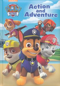 Paw Patrol : Action and Adventure (H)