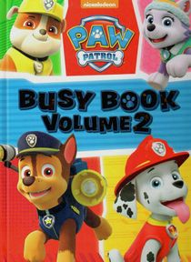 Paw Patrol : Busy Book Vol.2 (H)