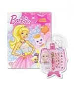 Barbie : Always Show Your Sparkle +Nail Set for Kids