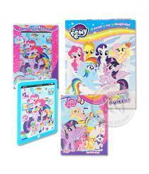 ชุดหนังสือ My Little Pony Interactive Learning Pad (Set)