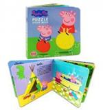 Peppa Pig Puzzle Story Book