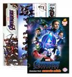 Avengers Endgame อเวนเจอร์ส : เผด็จศึก Characters Book
