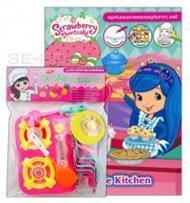 Strawberry Shortcake : Little Kitchen +ชุดครัวแสนสนุก