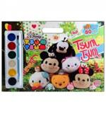 TSUM TSUM Giant Book #Loveit