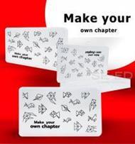 Origami กล่องอเนกประสงค์ Make Your Own Chapter 18Wx10Hx2S cm.