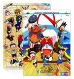 ระบายสี Doraemon มูฟวีภาพต่อ +จิ๊กซอว์