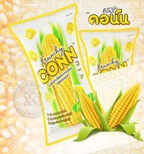 เมล็ดข้าวโพดหวานกรอบ ตราครันชี่คอน์น รสธรรมชาติ ขนาด 15 กรัม : Crispy sweet kernel natural flavour