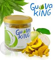 ฝรั่งอบแห้ง Guava King 200 กรัม