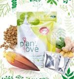 ปลูกรัก Plant Love เครื่องดื่มจากธรรมชาติ หัวปลี ขิง ลูกซัด ชนิดผง รสหวาน