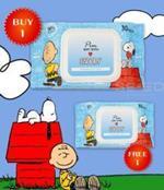 ทิชชูเปียก Pim Baby Wipes Snoopy 30