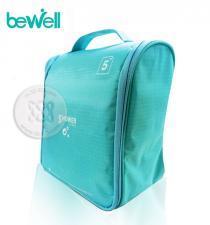 กระเป๋าใส่อุปกรณ์อาบน้ำ Bewell T-06 เขียว