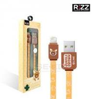 สายชาร์จไลท์นิ่งไลน์ Rizz รุ่น LN-R010