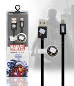 สายชาร์จ Marvel ไมโคร Rizz รุ่นMA-CM-101 (คละสี)