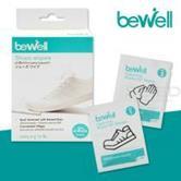 ผ้าเช็ดทำความสะอาดรองเท้า Bewell Shoe Wipe รุ่น C-02