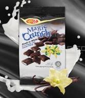 วินทู ซีเรียลสอดไส้ รสวานิลา : Win2 Magic Crunch Vanilla Flavour