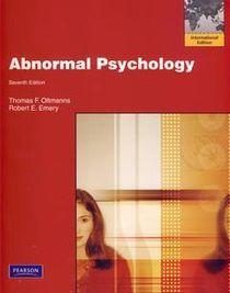 Abnormal Psychology 7ED (P)