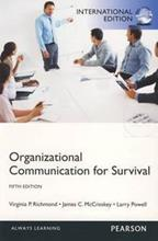 Organizational Communication for Survival 5ED (P)