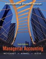 Managerials Accounting : Tools for Business Decision Making 6ED (P)