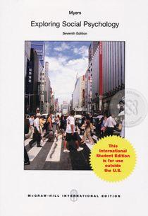 Exploring Social Psychology 7ED (P)