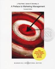 Preface to Marketing Management 14ED (P)