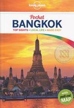 Lonely Planet Pocket : Bangkok 4 ED +Map (P)