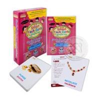SE-ED Smart Flash Cards for Bilingual Kids บัตรคำศัพท์ 2 ภาษา พาหนูน้อยเก่งอังกฤษ หมวด เครื่องแต่งกายของหนู +บัตรคำศัพท์