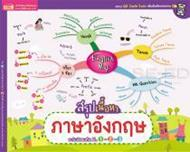 English Map สรุปเนื้อหาภาษาอังกฤษ ระดับมัธยมต้น ม.1-2-3