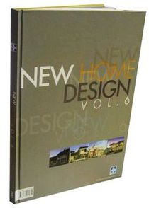 New Home Design Volume 6 (ปกแข็ง)