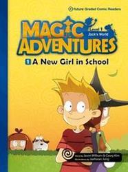 Magic Adventures 1 : Olivia and the Bad Boys +CD (P)