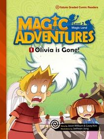 Magic Adventures 2 : Olivia is Gone! +CD (P)
