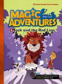 Magic Adventures 2 : Jack and the Red Lion +CD (P)